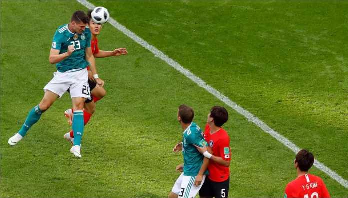 Jerman Hengkang dari Piala Dunia 2018