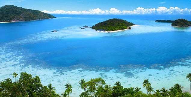 Wisata Pulau Anambas Riau