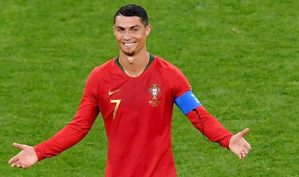 Ronaldo Menjadi Pemain Tercepat