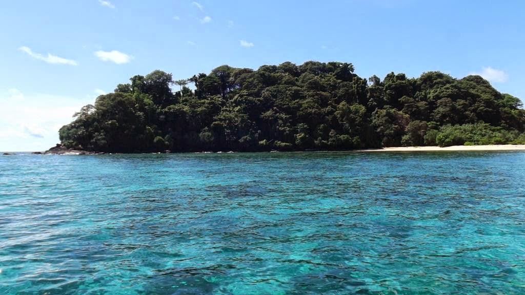 Keindahan Pulau Pamalikan