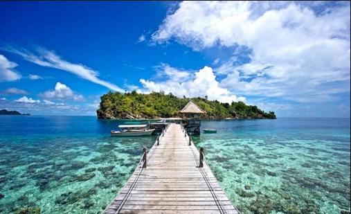 Wisata Pulau Biak Papua