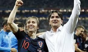 Pelatih Kroasia, Zlatko Dalic  Ingin Meniru Yunani Di Final Piala Dunia 2018