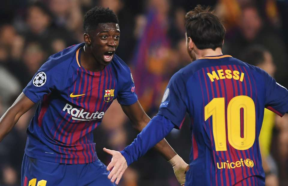 Barcelona Nyaris kalah Di Liga Spanyol