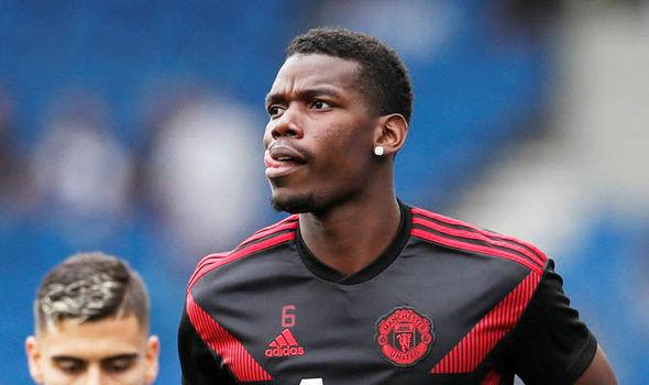 Pogba Menginginkan Manchester United Bangkit