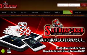 SatriaPoker Agen Dewa Poker Online