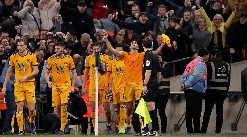 Wolves Beri Spurs Kejutan Akhir Tahun