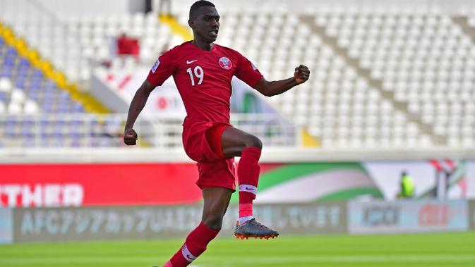 Almoez Ali, pemain asal timnas Qatar