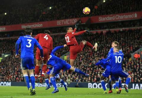 Leicester City Imbangi Liverpool di Anfield