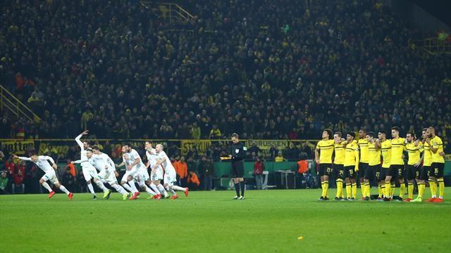 Bremen Singkirkan Dortmund Dari Ajang DFB Pokal
