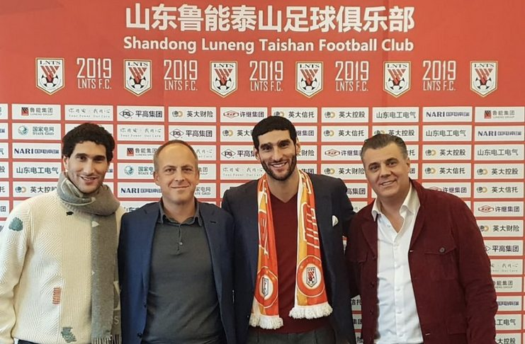 Klub Liga Super China Rekrut Marouane Fellaini