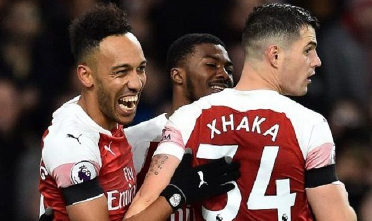 Arsenal wajib raih 3 poin atas Manchester United.