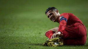 Cristiano Ronaldo sudah memasuki usia 34 tahun. Saat ini dirinya masih bermain untuk timnas Portugal ditahap Internasional