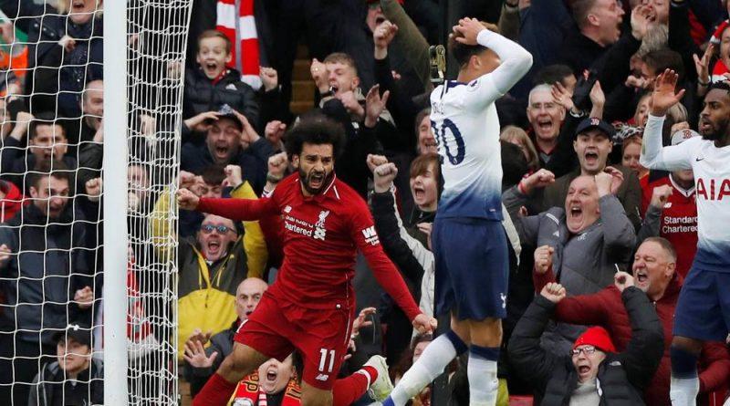 Gol Menit Akhir Bawa Liverpool Taklukkan Spurs