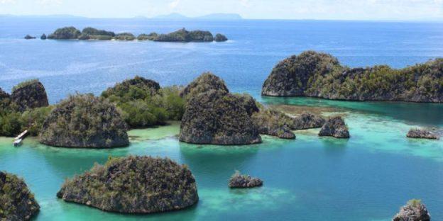 Raja Ampat : Surga yang ada di Indonesia