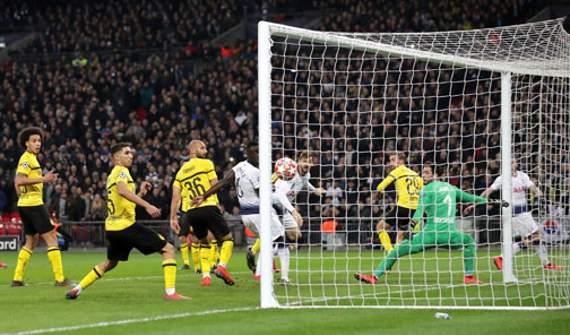 Spurs Bantai Dortmund di Leg Pertama Liga Champions