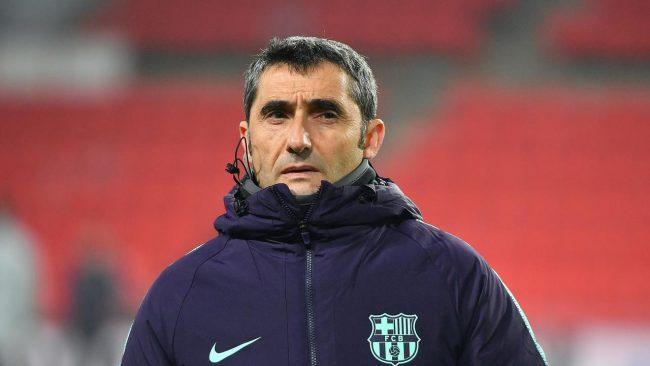 Pelatih asal Barcelona, Ernesto Varverde beranggapan bahwa publik beruntung bisa menyaksikan kehebatan dari aksi Lionel Messi