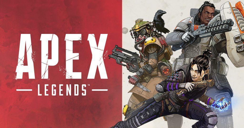 Game Survival FPS Yang Tengah Booming Saat Ini - Apex Legend